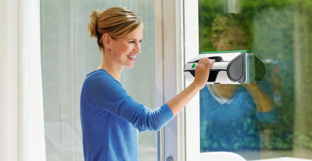 Недорогой прибор для мытья окон