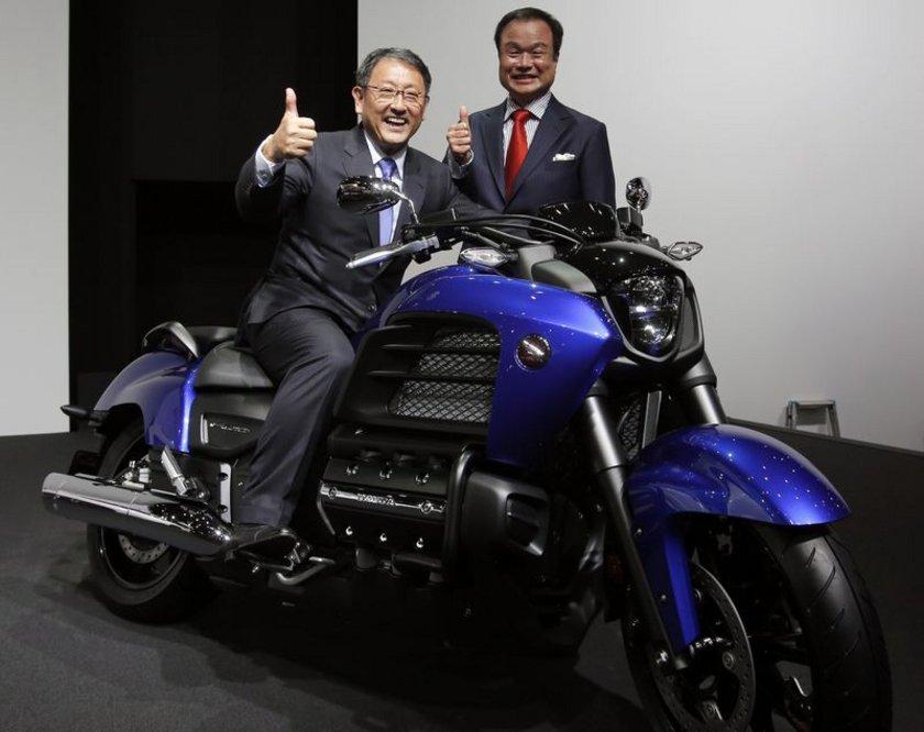 Мотоцикл для спортсмена