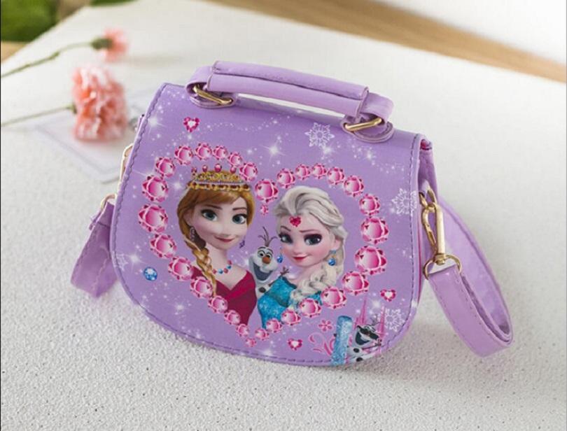 сумочка с принцессами