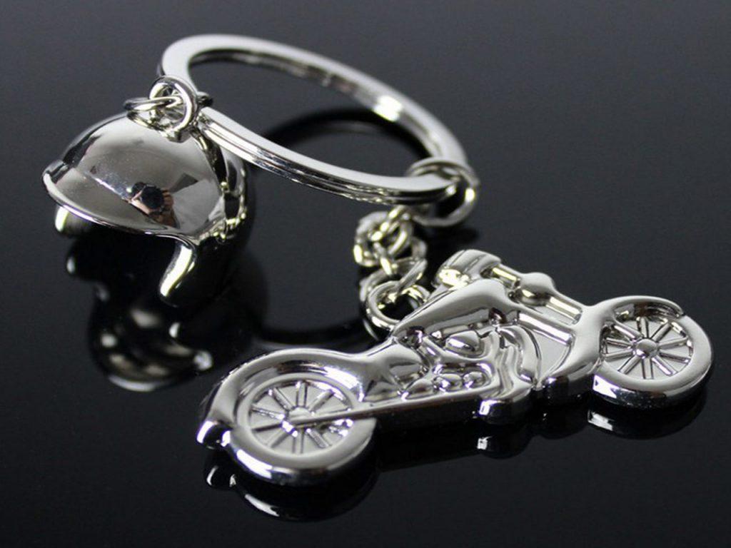 Брелок для мотоциклиста