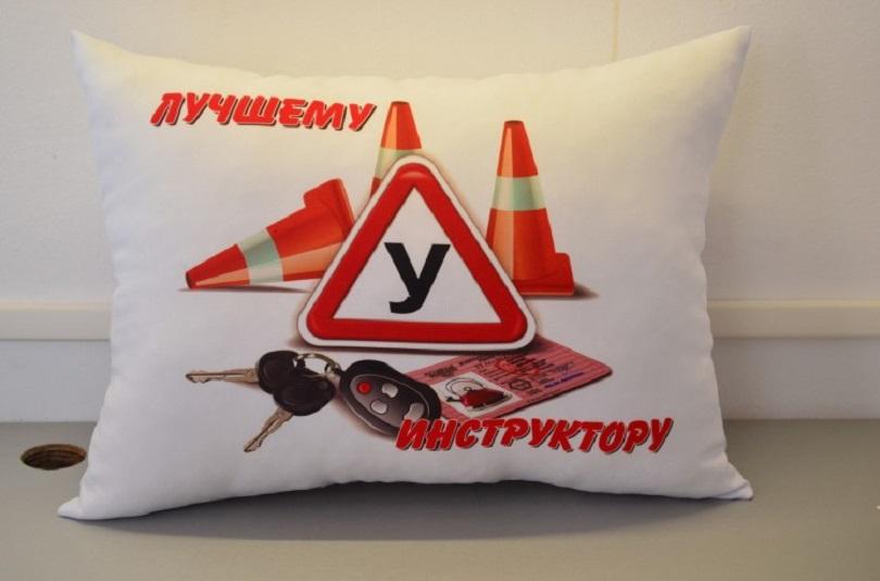 Оригинальная подушка