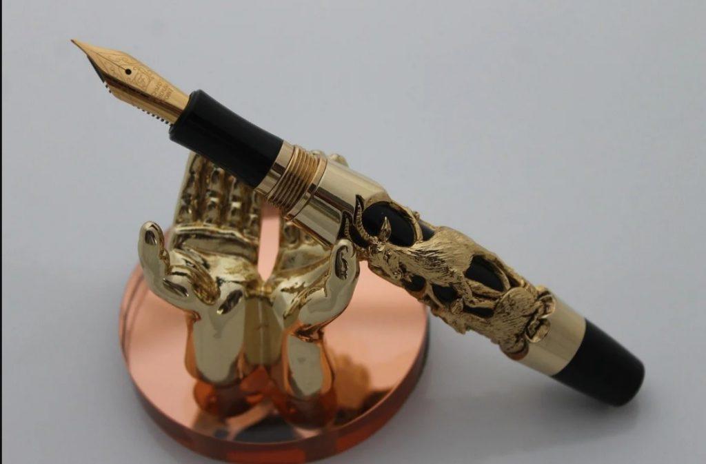 ручка авторская