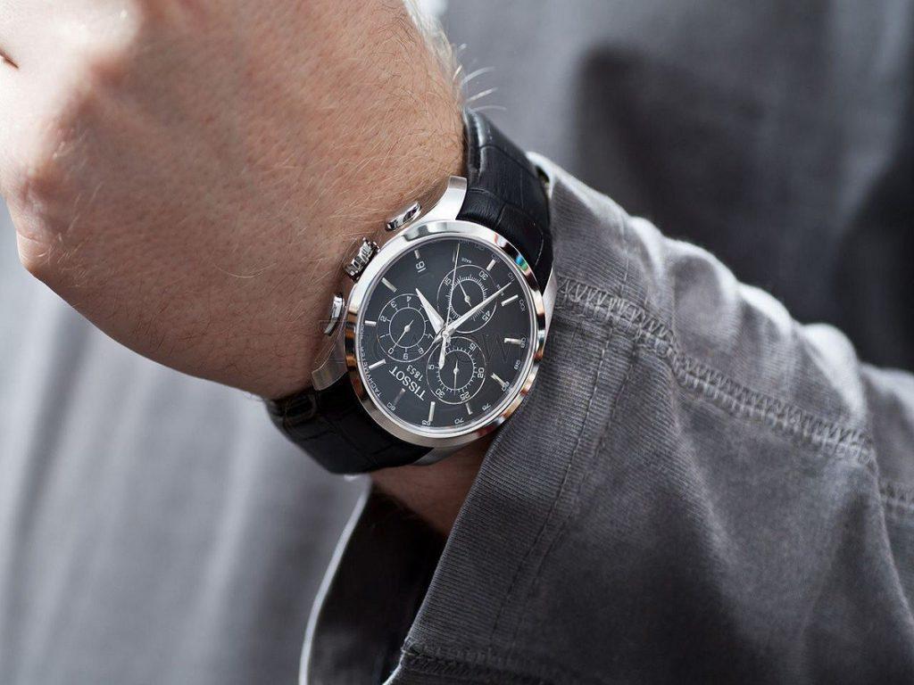 Мужские часы для тех, кто следит за временем