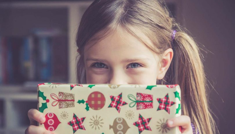 подарок девочке