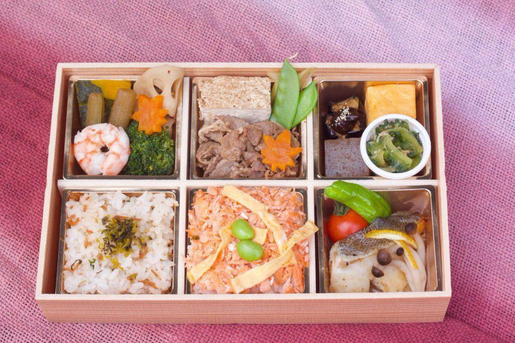 коробочка завтрак