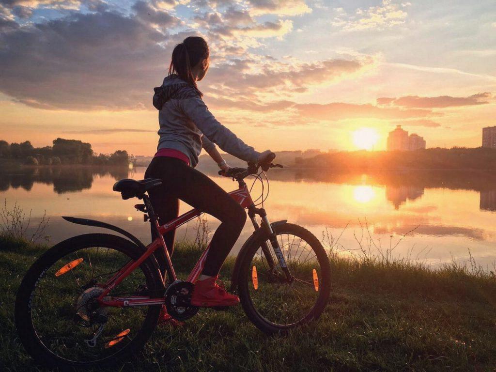 Велосипед для подруги