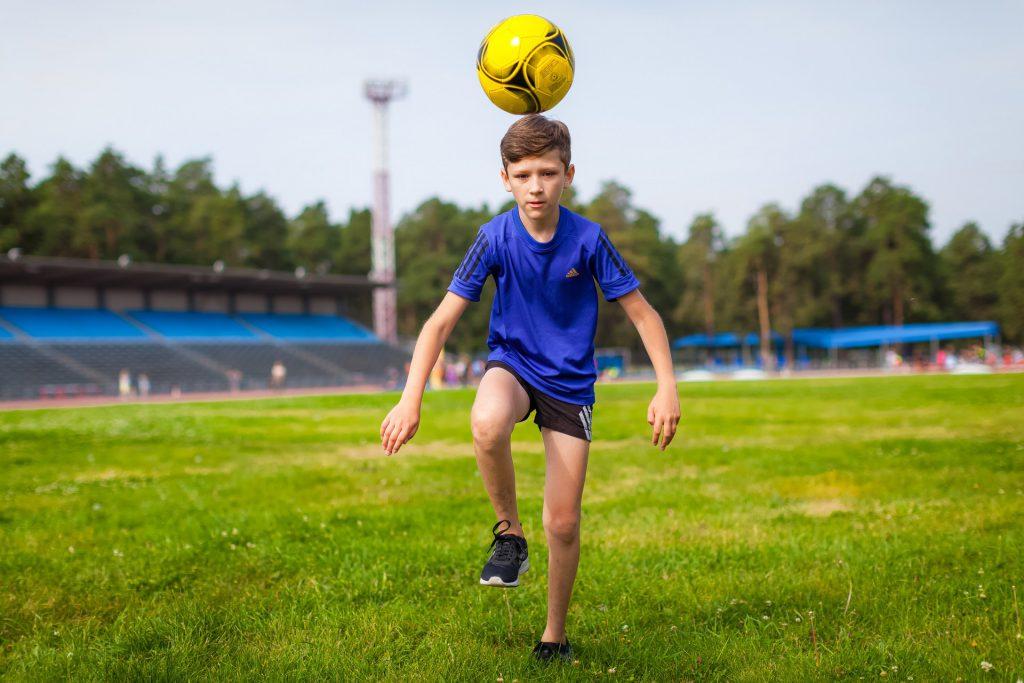 мячик для футбола