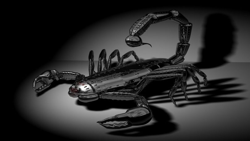 подарить скорпиону