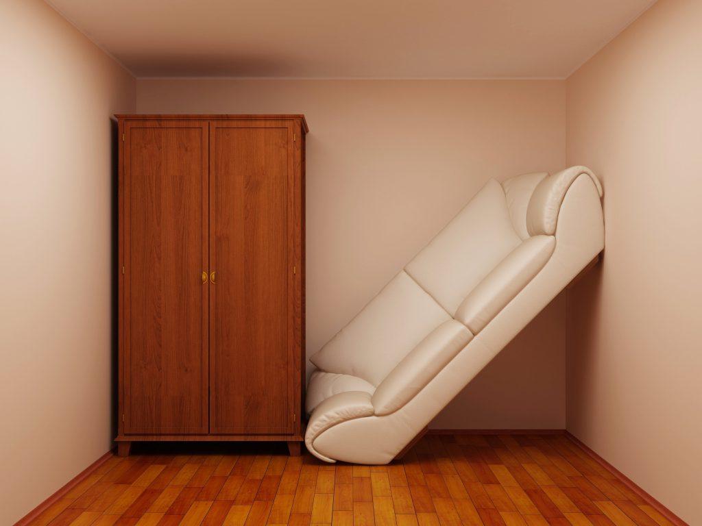 габаритная мебель