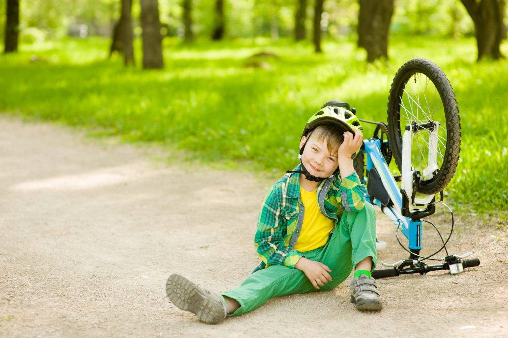 Велосипед всегда радостно