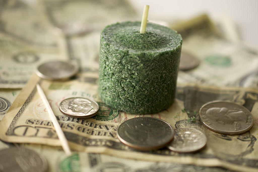 Ритуал привлечения денег