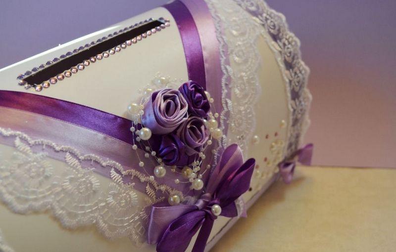 Сундучок на свадьбу