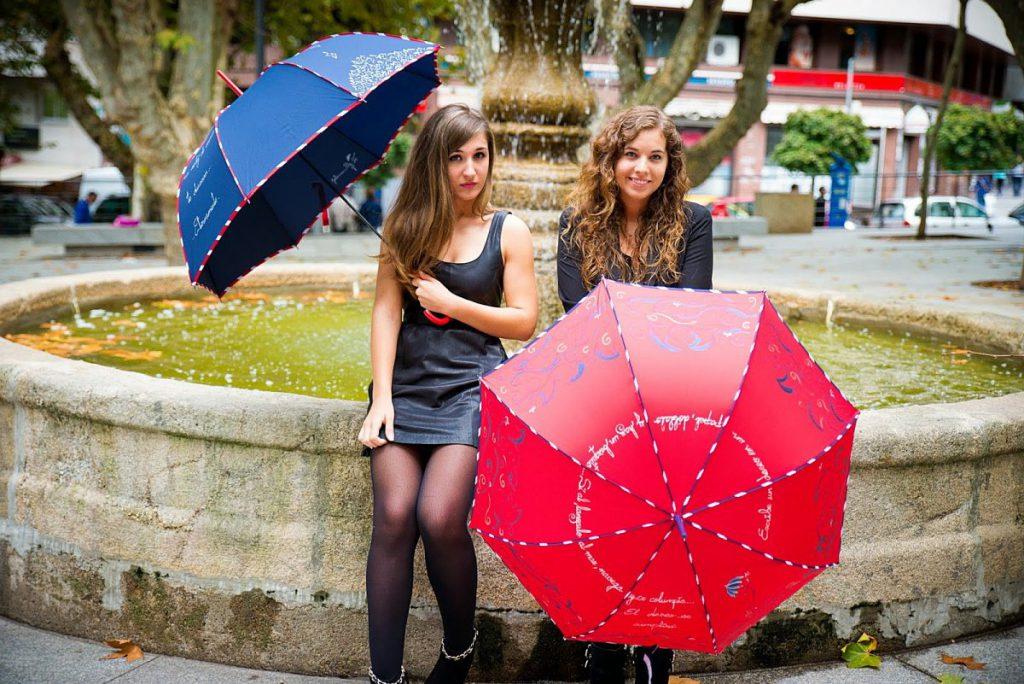 хороший зонтик