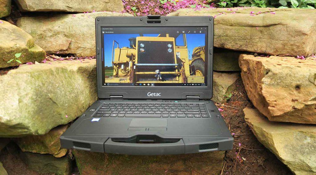 защищенный ноутбук