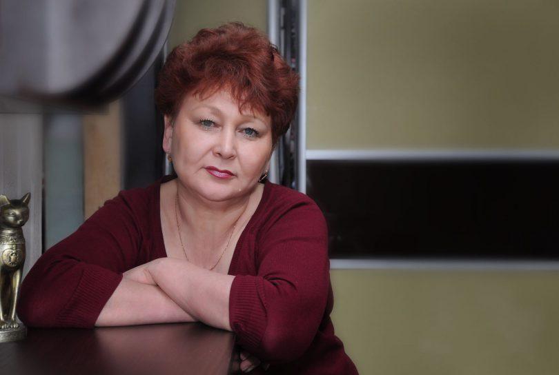женщине 57 лет