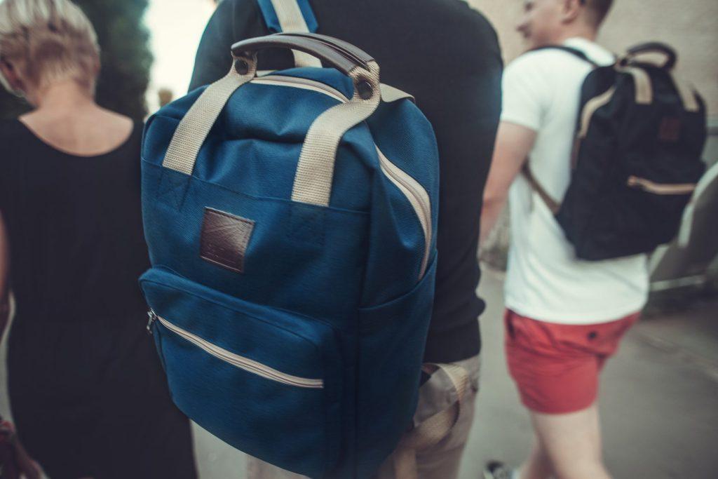 рюкзак путешествия
