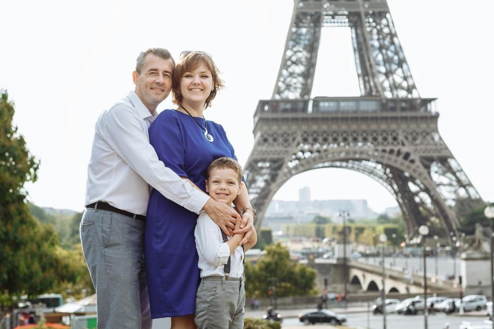 путевка Париж