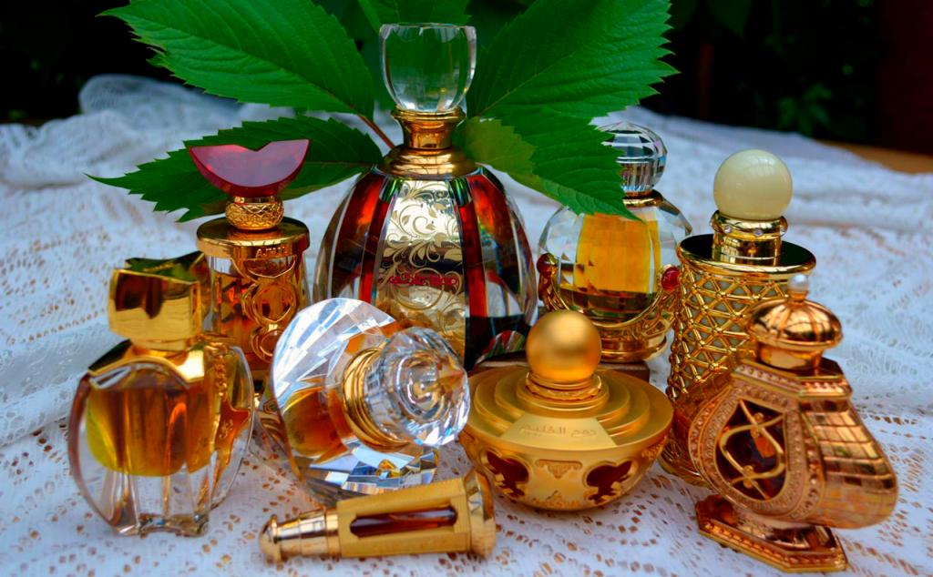 Арабские духи