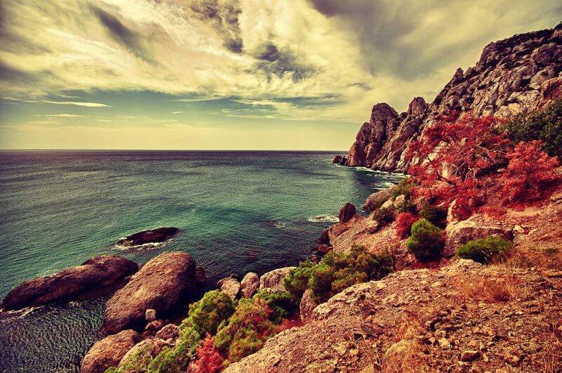 Сезон в Крыму