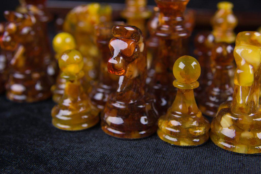 Янтарные шахматы