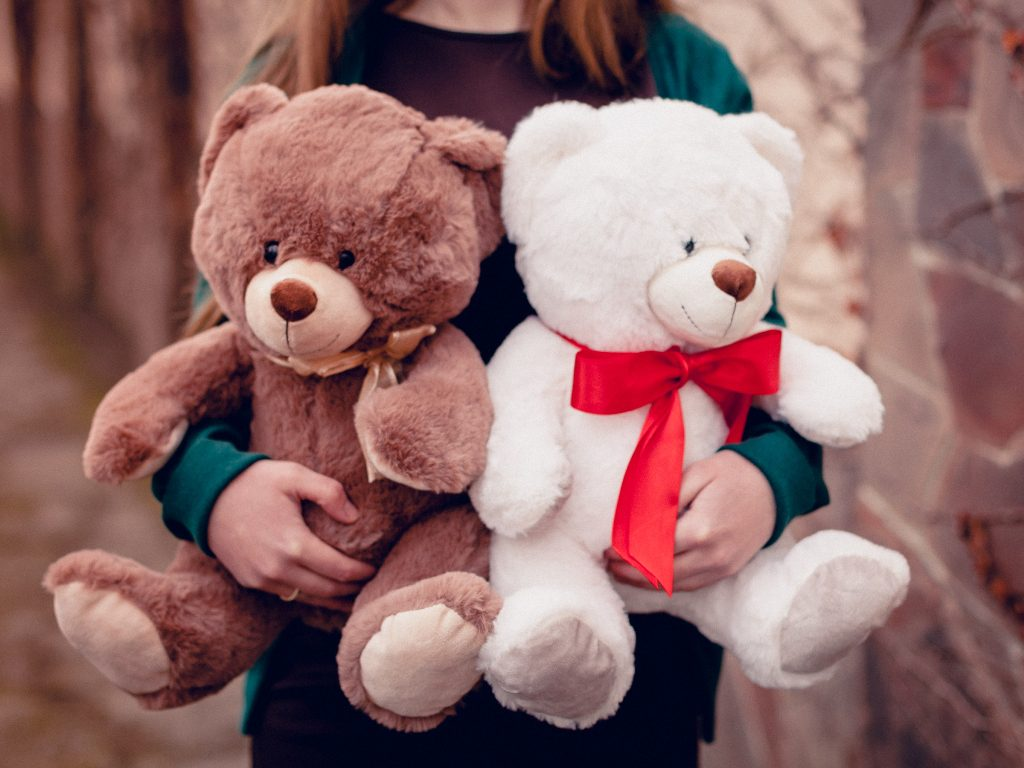 Милые медведи