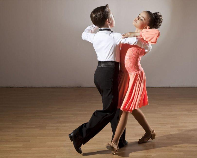 Сертификат для двоих «Урок танца»