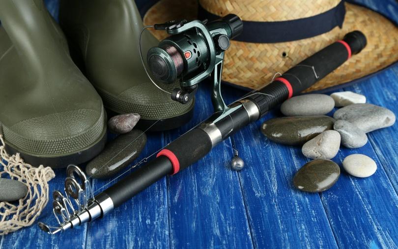 Для рыбака удочки