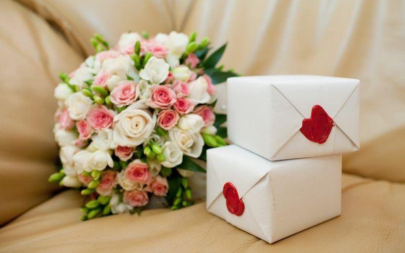 Подарок, это символ любви