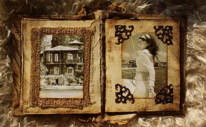 Фотоальбом с памятными фото