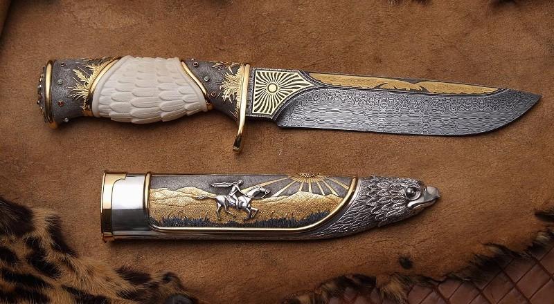 Нож охотнику