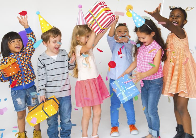 День рождения в детском саду