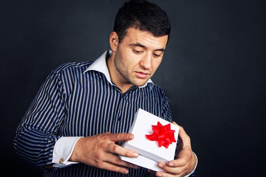 Подарки должны быть полезными