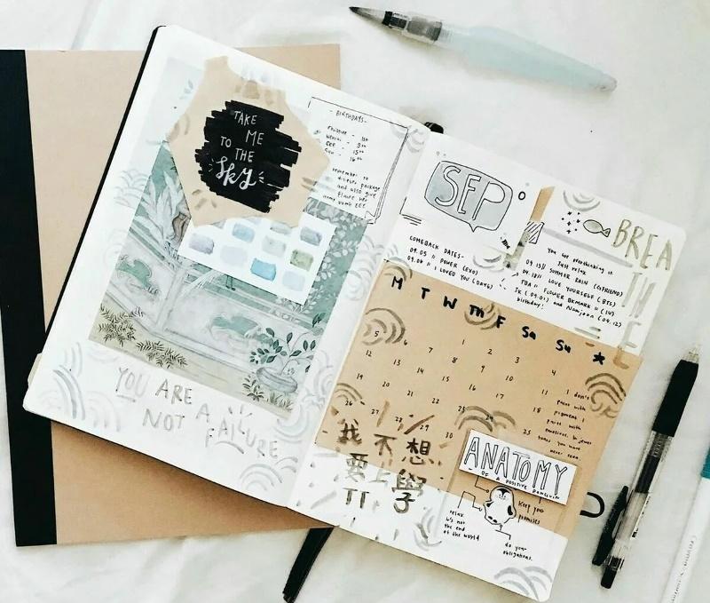 Дневник в подарок
