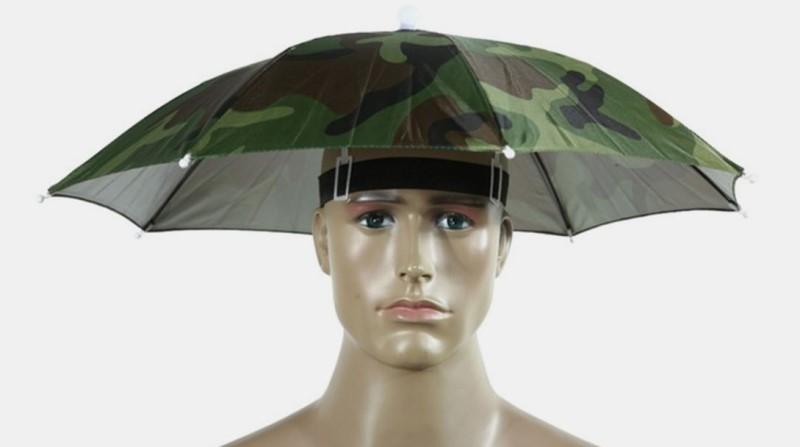 Зонт на голову