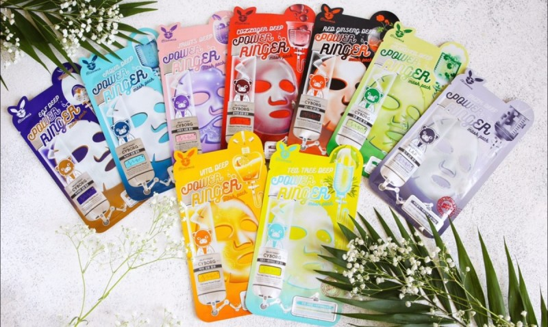 Набор тканевых масок