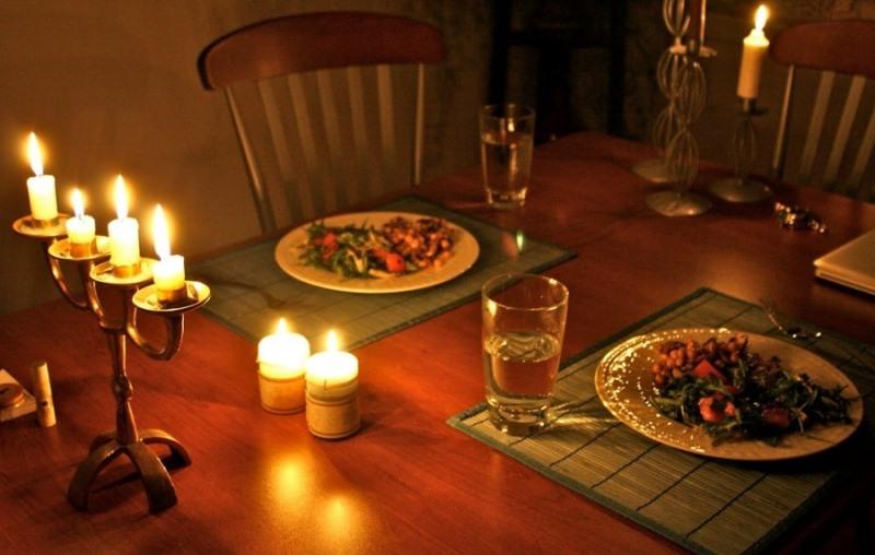 Совместный ужин