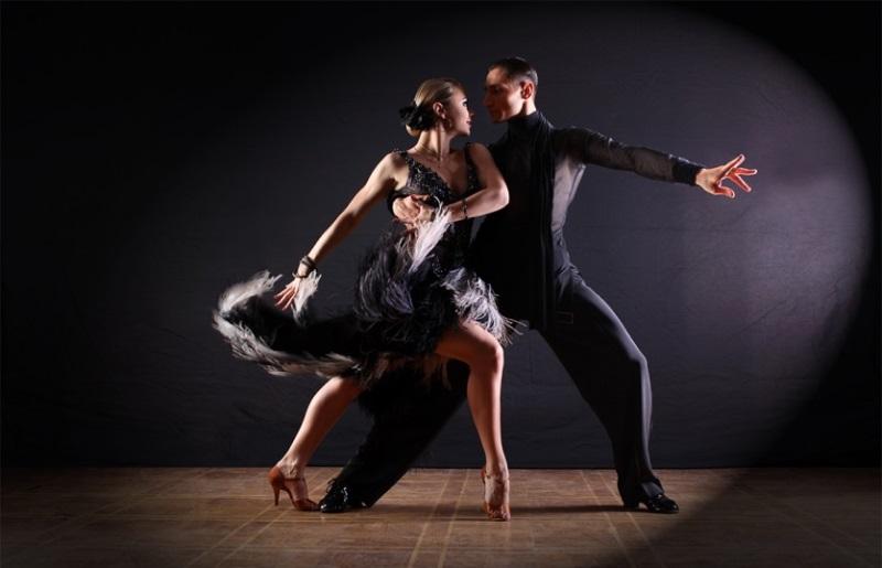 Курсы парного танца