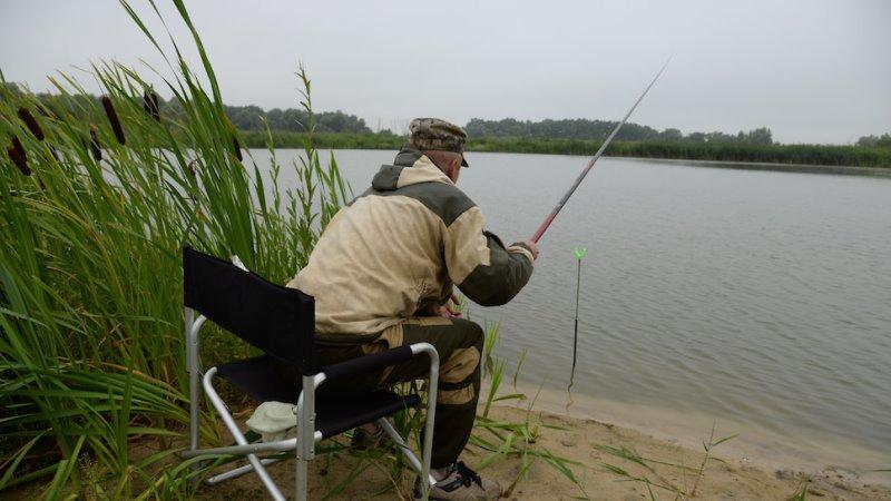 Совместная рыбалка