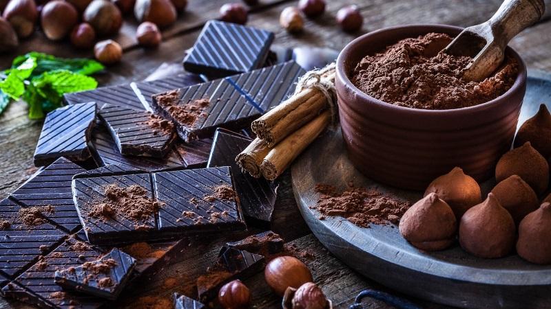 Набор шоколада в подарок