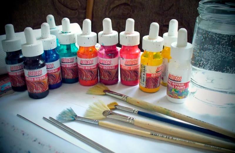 Набор красок для рисования