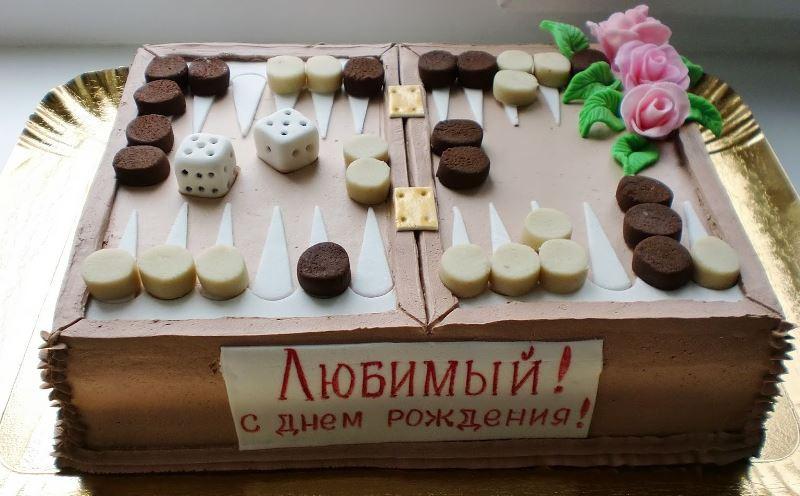 Оригинальный торт в подарок