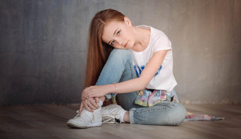 Фотосессия для девочки
