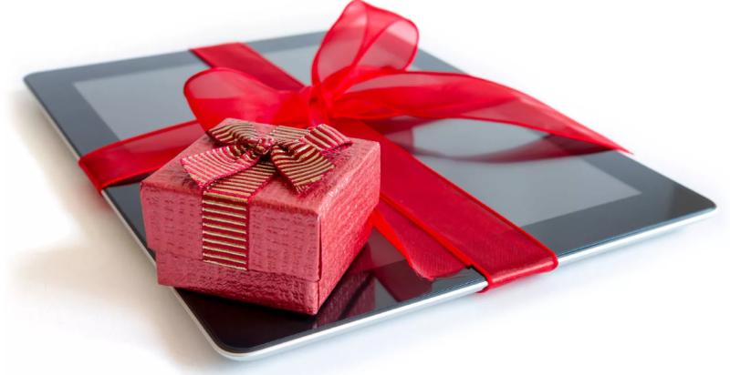 Планшет в подарок