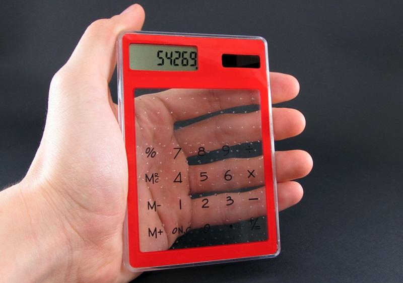 Оригинальный калькулятор