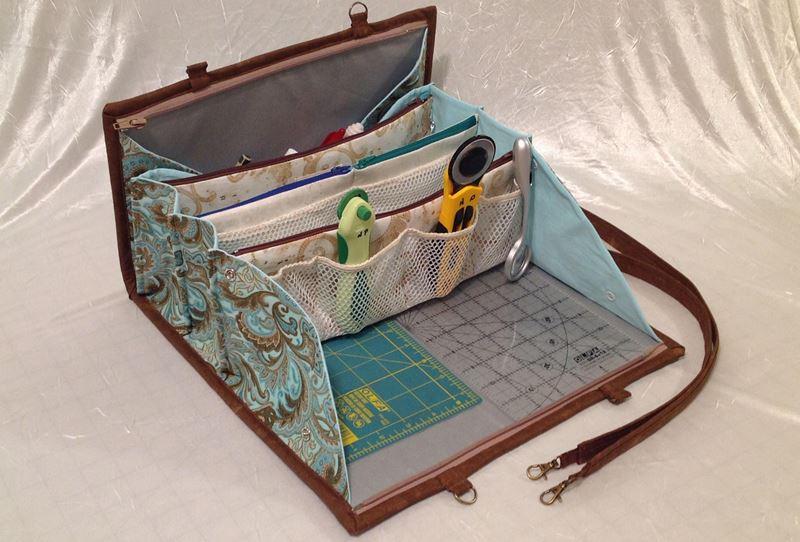 Оригинальный органайзер для швейных принадлежностей