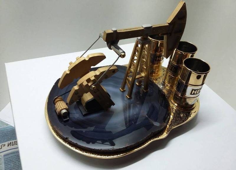 Торт на День нефтяника