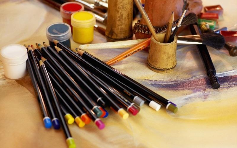 Материалы для художника