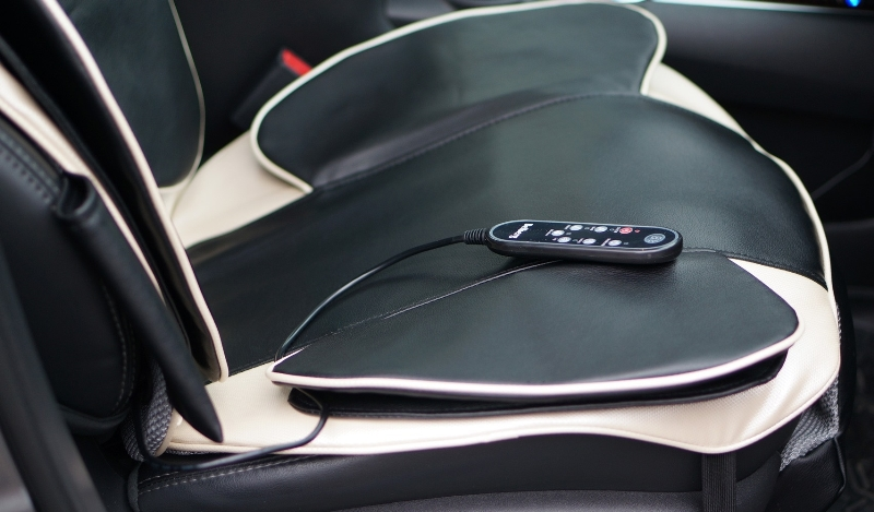 Массажная накидка для сидений в авто