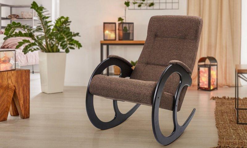 Современное кресло-качалка