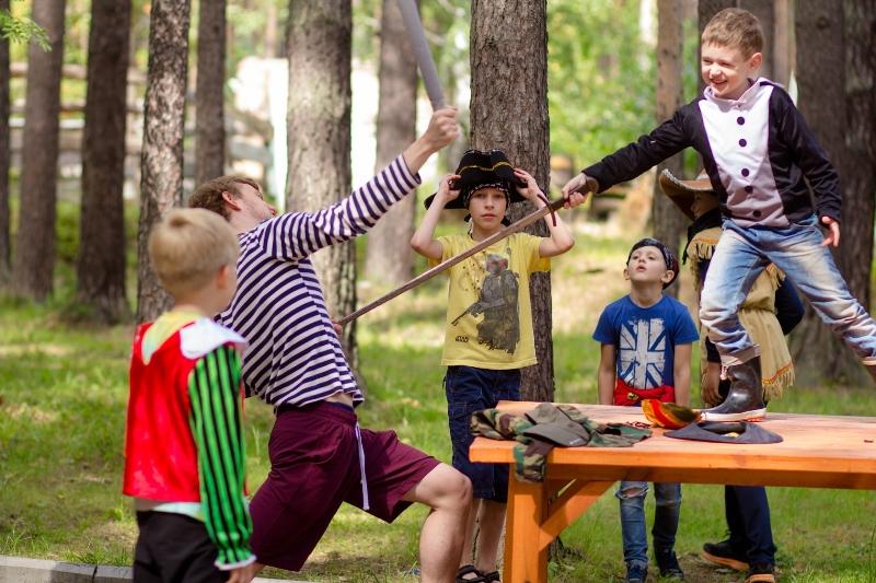Квест-игра для мальчишек